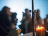 24.12.2017 WARSZAWA URSYNOW WOLICA - KOSCIOL PARAFIALNY PW.BL.E.BOJANOWSKIEGO - PASTERKA DLA DZIECI O GODZ. 22.00 - GORNY KOSCIOL N/Z KRZYZ PRZY OLTARZU