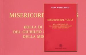 "Papież Franciszek  bulla ""Misericordiae vultus"""