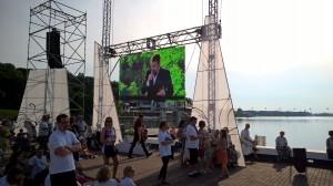 Po koncercie w Poznaniu