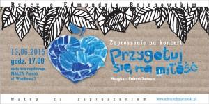 Koncert w Poznaniu 13.06.2015 g.17:00