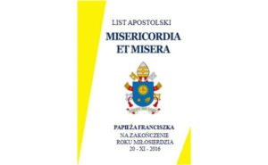 List Apostolski Papieża Franciszka