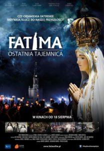 """Pokaz filmu """"Fatima – Ostatnia tajemnica"""" – Multikino 26.09"""