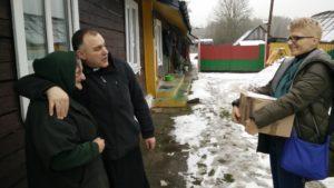 Dary na Białoruś – relacja z pobytu