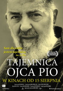 "Kino Mundek ""Tajemnice o.Pio"" – 29.10 g.19:30"